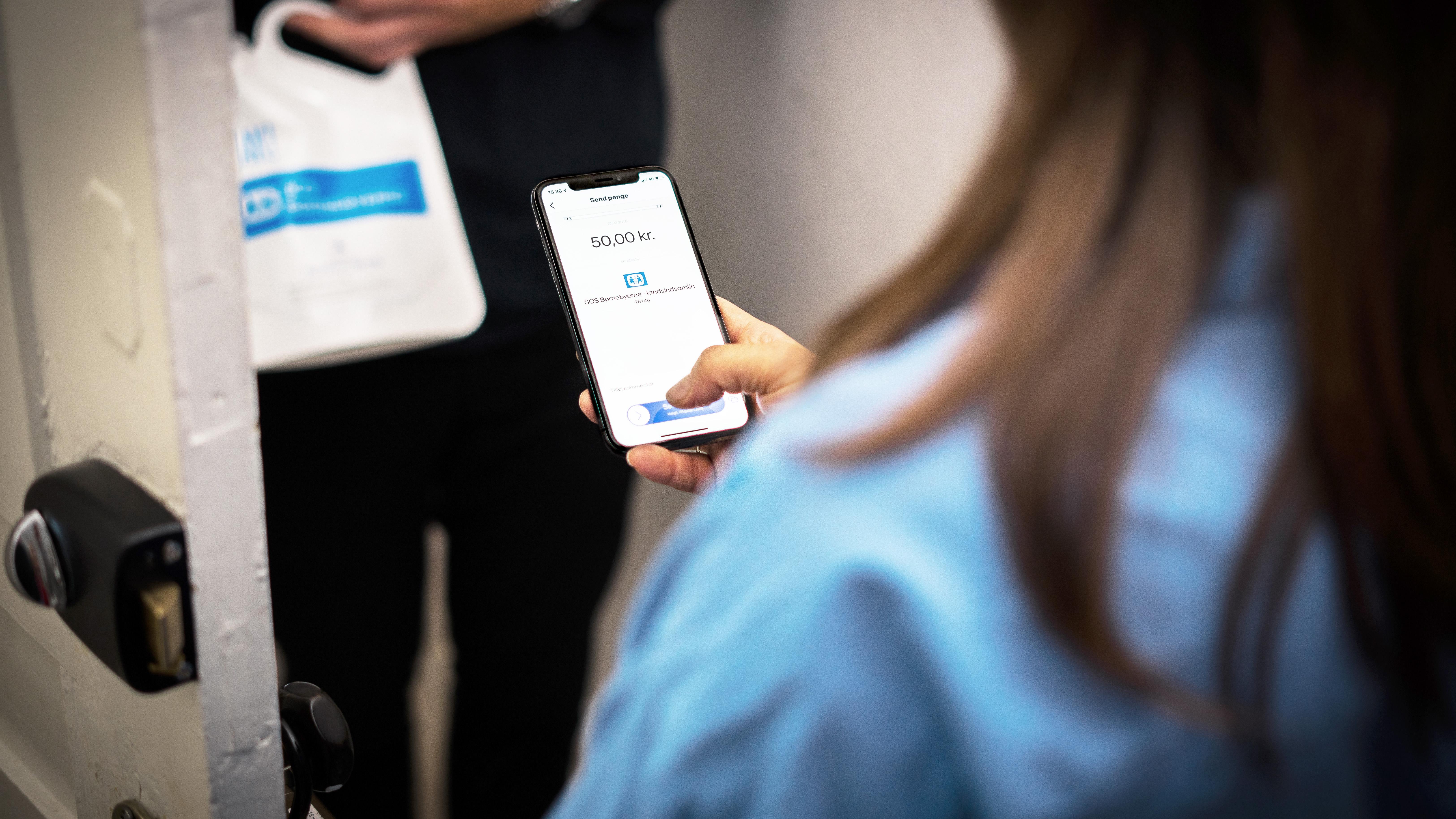 MobilePay Point of Sale betalingsbillede i Meny (1) - MobilePay.dk